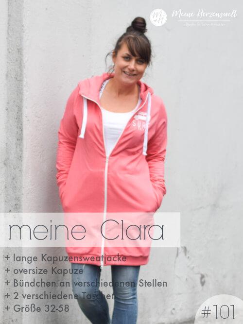 Sweatjacke Clara