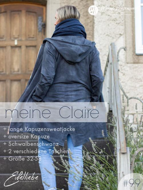 Sweatjacke Claire