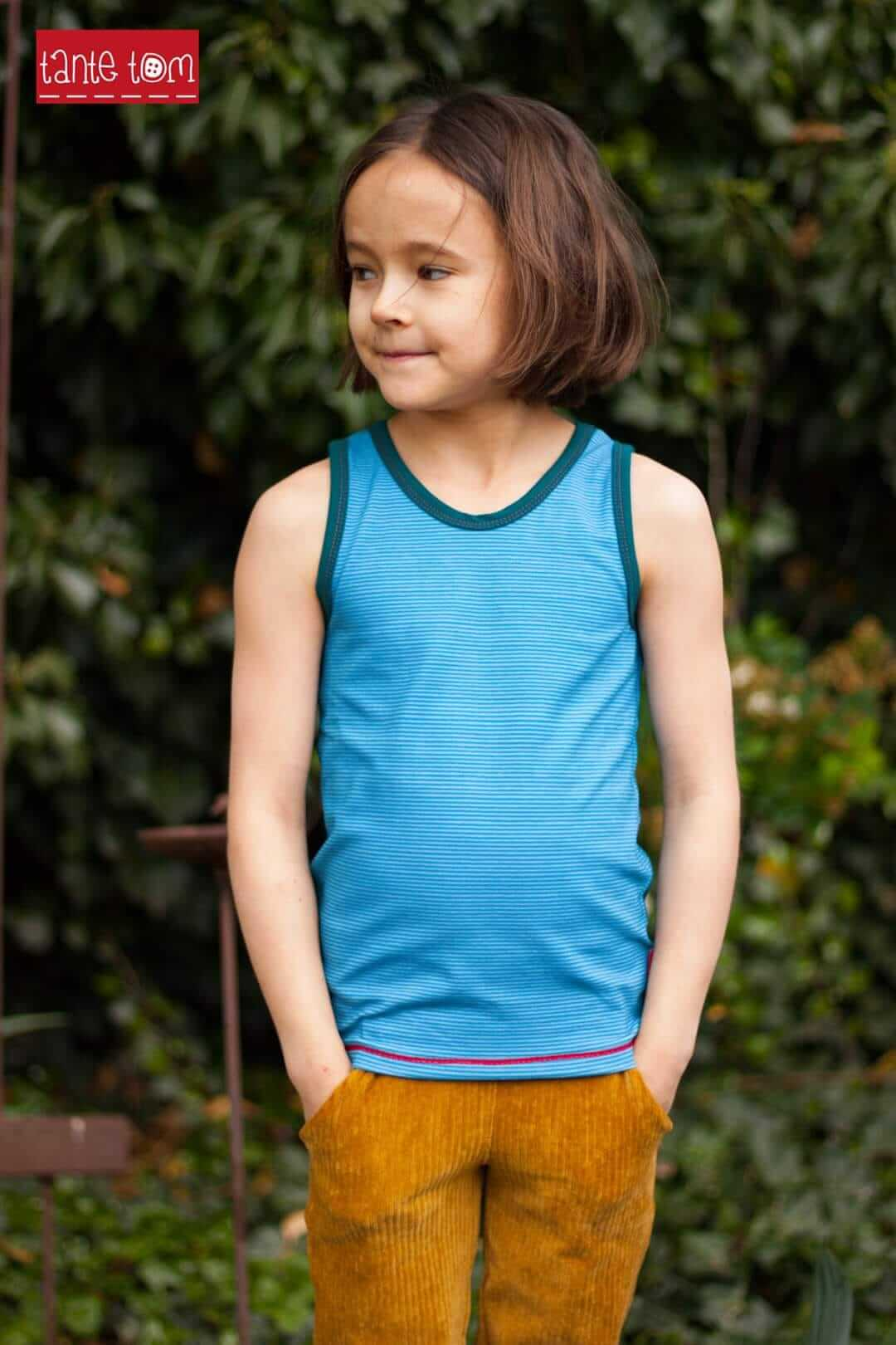 Tanktop Lucy Kinder