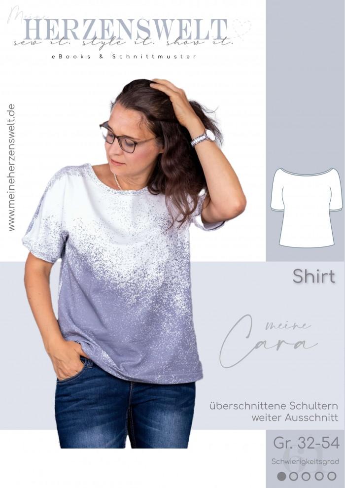 Shirt Cara - Nähanleitung