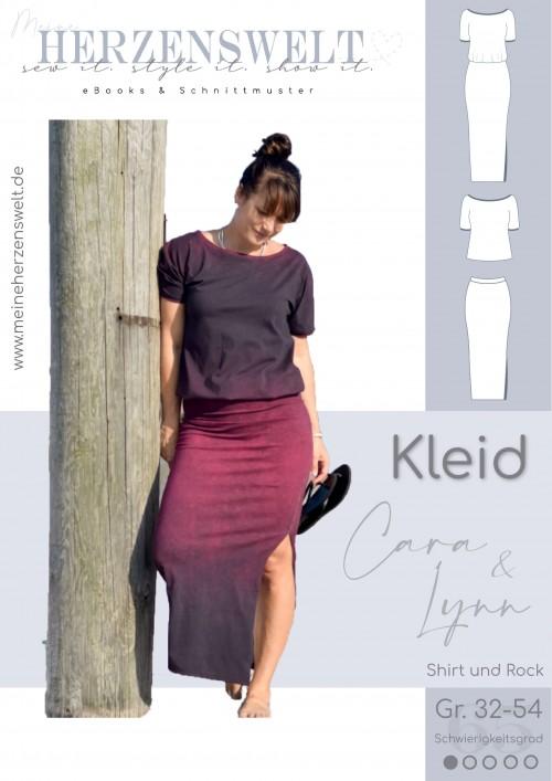 Kleid Cara/Lynn - Damen - Nähanleitung