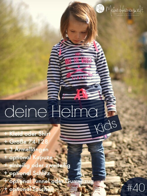 Kleid/Shirt Helma