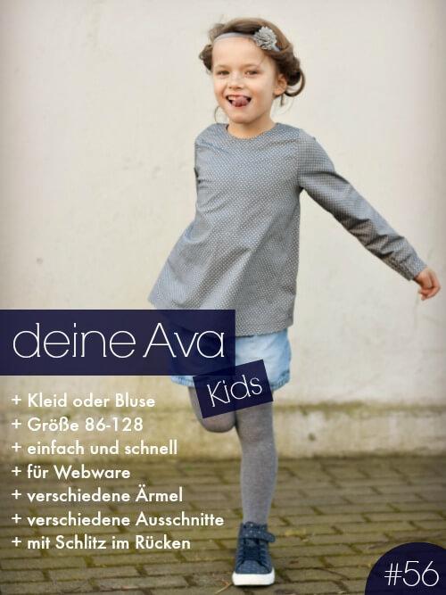 Kleid/Bluse Ava