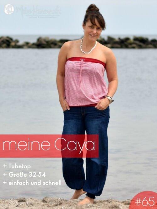 Tubetop Caya
