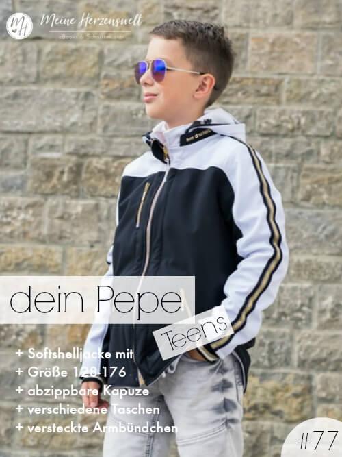 Softshelljacke Pepe