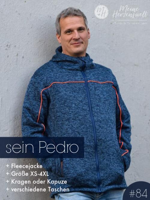 Fleecejacke Pedro