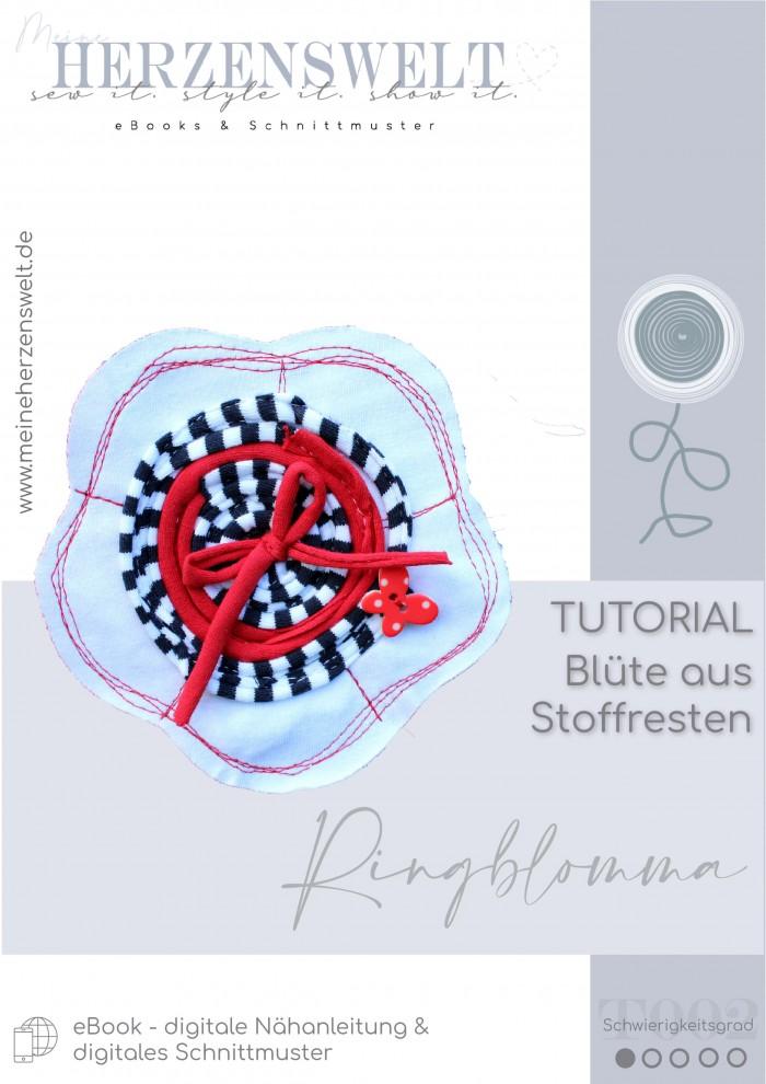 T002_Ringblomma_Bluete_Nähanleitung_Schnittmuster_meine_herzenswelt