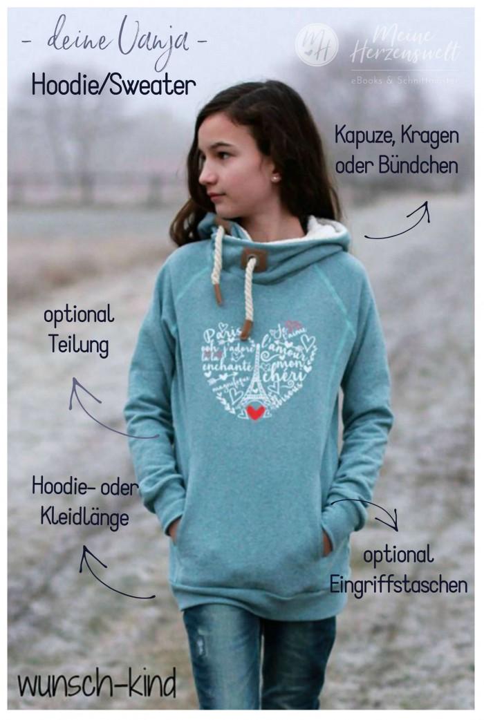 Hoodie/Sweater Vanja
