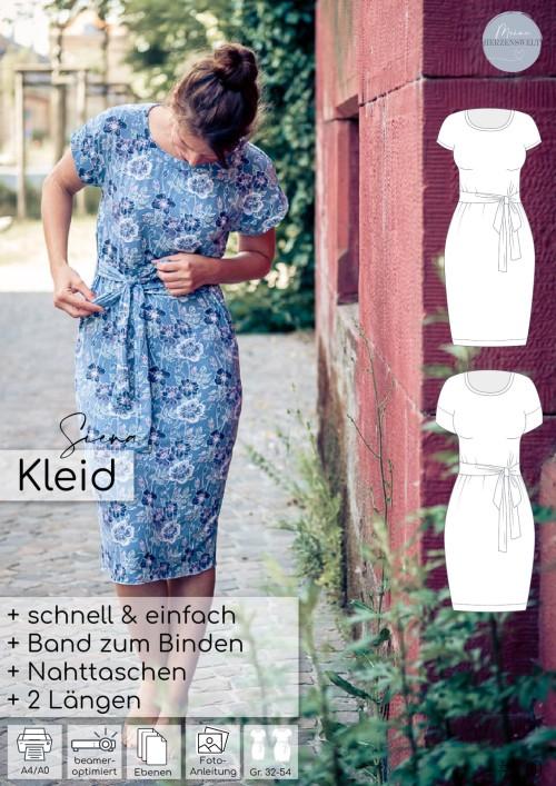 Lookbook # 110 meine Siena - Kleid(1)